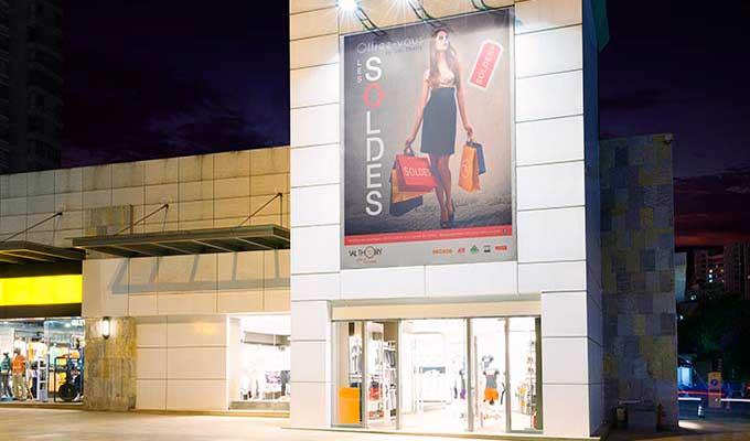 Affiche publicitaires grand format xxl