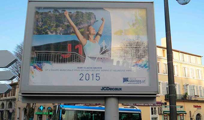 Affiche JC decaux