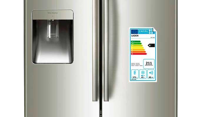 Autocollant Yupo Tako repositionnable sur frigo