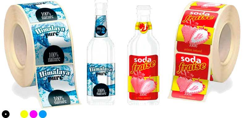 Exceptionnel Etiquettes : imprimez une très large gamme d'étiquettes à petits prix. WE29