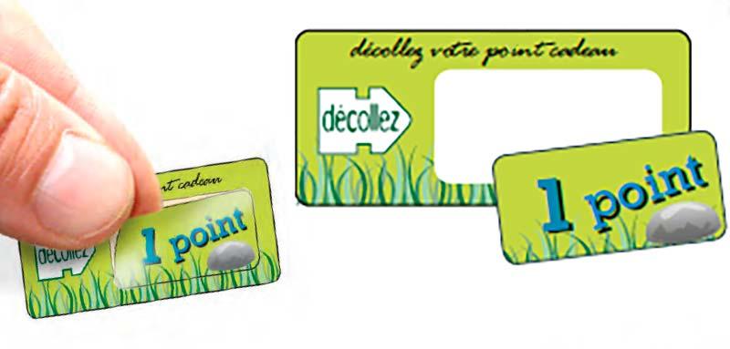 Le célèbre Etiquettes : imprimez une très large gamme d'étiquettes à petits prix. &RI_38