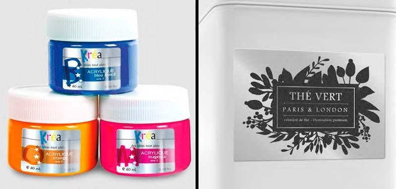Super Etiquettes : Imprimez une très large gamme d'étiquettes à petits prix. IY-99