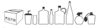Différents types de substrats pour l'encollage d'étiquettes adhésives en rouleau